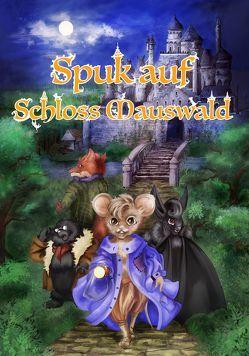 Spuk auf Schloss Mauswald von Zander,  Wolfgang