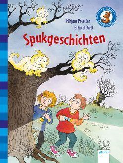 Spukgeschichten von Dietl,  Erhard, Pressler,  Mirjam