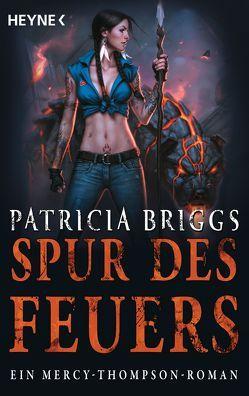Spur des Feuers von Briggs,  Patricia, Lamatsch,  Vanessa