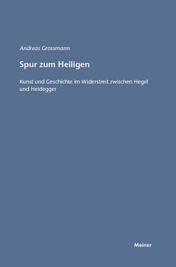 Spur zum Heiligen von Grossmann,  Andreas