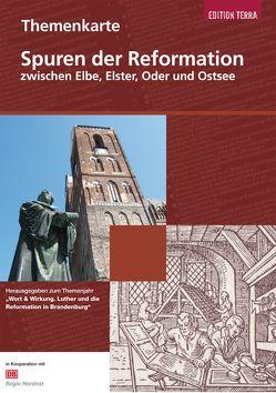 Spuren der Reformation (Themenkarte)