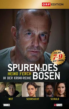 Spuren des Bösen Teil 7-9 von Ferch,  Heino, Prochaska,  Andreas