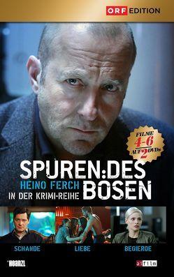 Spuren des Bösen von Ferch,  Heino, Prochaska,  Andreas