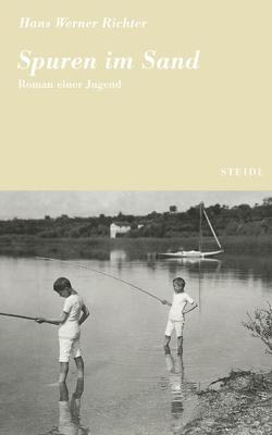 Spuren im Sand. Roman einer Jugend von Lenz,  Siegfried, Richter,  Hans W