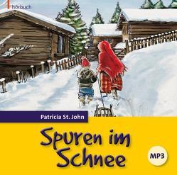 Spuren im Schnee (Hörbuch [MP3]) von Aebi,  Elisabeth, Carstens,  Benjamin, Caspari,  Christian, St. John,  Patricia, Wittelsbürger,  Ike