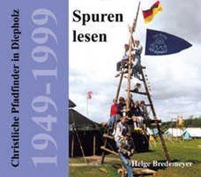Spuren lesen von Bredemeyer,  Helge