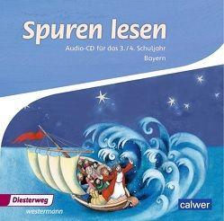 Spuren lesen – Audio-CD für das 3./4. Schuljahr. Ausgabe für Bayern von Freudenberger-Lötz,  Petra