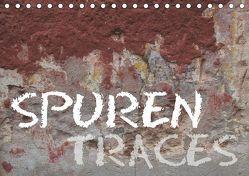 Spuren – Traces (Tischkalender 2019 DIN A5 quer) von Reichenauer,  Maria