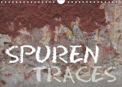 Spuren – Traces (Wandkalender 2019 DIN A4 quer) von Reichenauer,  Maria