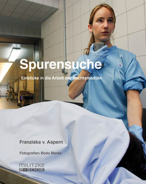 Spurensuche von Marks,  Bodo, von Aspern,  Franziska