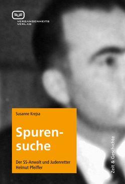 Spurensuche von Krejsa,  Susanne