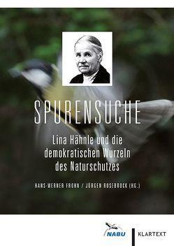 Spurensuche von Frohn,  Hans-Werner, Rosebrock,  Jürgen