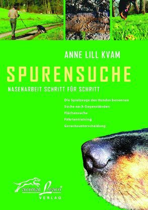 Spurensuche von Kvam,  Anne L