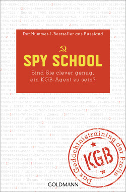 Spy School von Bukin,  Denis, Stoll,  Cornelia