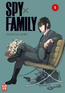 Spy x Family – Band 5 von Christiansen,  Lasse Christian, Endo,  Tatsuya