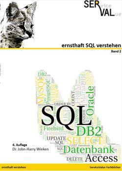 SQL Band 2 von Wieken,  John-Harry