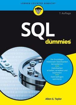 SQL für Dummies von Taylor,  Allen G.