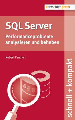SQL Server von Panther,  Robert