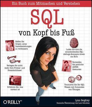 SQL von Kopf bis Fuß von Beighley,  Lynn