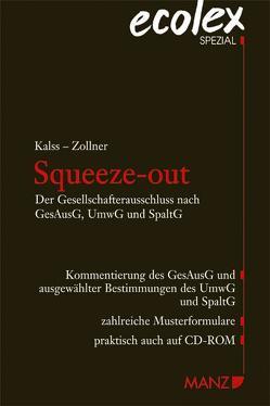 Squeeze-out von Kalss,  Susanne, Zollner,  Johannes