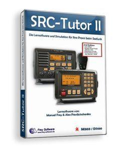 SRC Tutor II 2nd Edition (M503/DS100) von Frey,  Manuel, Sautner,  Alex