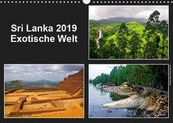 Sri Lanka 2019 – Exotische Welt (Wandkalender 2019 DIN A3 quer) von © Mirko Weigt,  Fotos, Hamburg