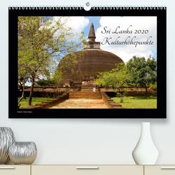 Sri Lanka 2020 Kulturhöhepunkte (Premium, hochwertiger DIN A2 Wandkalender 2020, Kunstdruck in Hochglanz) von Hamburg, Mirko Weigt,  ©