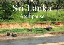 Sri Lanka Atempause (Wandkalender 2019 DIN A2 quer) von Cavcic,  Ivan, Popp,  Diana