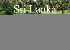 Sri Lanka Atempause (Wandkalender 2019 DIN A3 quer) von Cavcic,  Ivan, Popp,  Diana