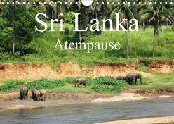 Sri Lanka Atempause (Wandkalender 2019 DIN A4 quer) von Cavcic,  Ivan, Popp,  Diana