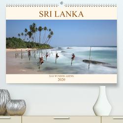 Sri Lanka Das Wunder Asiens (Premium, hochwertiger DIN A2 Wandkalender 2020, Kunstdruck in Hochglanz) von Brack,  Roland