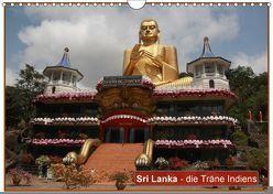 Sri Lanka – die Träne Indiens (Wandkalender 2018 DIN A4 quer) von Schade,  Teresa