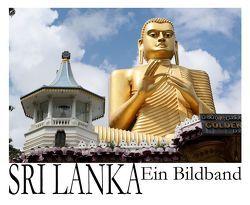 Sri Lanka – Ein Bildband von Konrad,  Bernd