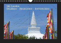 Sri Lanka: Erleben-Begegnen-Entdecken (Wandkalender 2019 DIN A4 quer) von Schiffer,  Michaela
