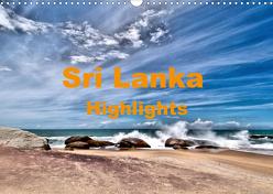 Sri Lanka – Highlights (Wandkalender 2020 DIN A3 quer) von Langenkamp,  Wolfgang-A.