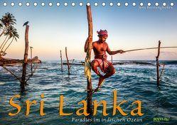 Sri Lanka – Paradies im indischen Ozean (Tischkalender 2018 DIN A5 quer) von Benninghofen,  Jens
