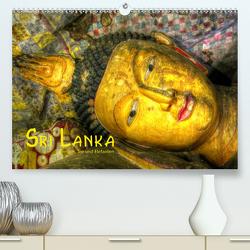 Sri Lanka – Tempel, Tee und Elefanten (Premium, hochwertiger DIN A2 Wandkalender 2020, Kunstdruck in Hochglanz) von Stamm,  Dirk