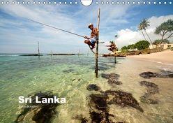 Sri Lanka (Wandkalender 2018 DIN A4 quer) von Schickert,  Peter