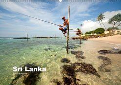 Sri Lanka (Wandkalender 2019 DIN A2 quer) von Schickert,  Peter