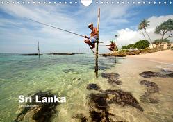 Sri Lanka (Wandkalender 2021 DIN A4 quer) von Schickert,  Peter