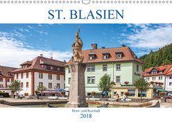 St. Blasien – Dom- und Kurstadt (Wandkalender 2018 DIN A3 quer) von Brunner-Klaus,  Liselotte