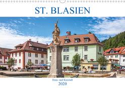 St. Blasien – Dom- und Kurstadt (Wandkalender 2020 DIN A3 quer) von Brunner-Klaus,  Liselotte