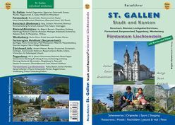St. Gallen Stadt u. Kanton von Günther,  Brigitte, Herzog,  Gudrun