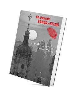 St.Galler Stadtkrimi von Wrisnig,  Susanne