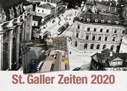 St. Galler Zeiten 2020 von Eisenhut,  Mark