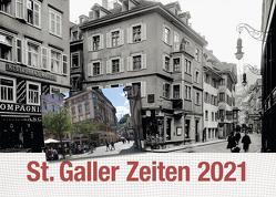 St. Galler Zeiten 2021 von Eisenhut,  Mark