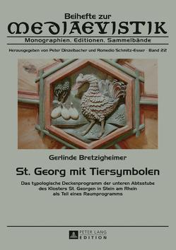 St. Georg mit Tiersymbolen von Bretzigheimer,  Gerlinde