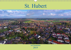 St. Hubert am Niederrhein (Wandkalender 2019 DIN A3 quer) von Hegmanns,  Klaus
