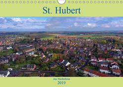 St. Hubert am Niederrhein (Wandkalender 2019 DIN A4 quer) von Hegmanns,  Klaus