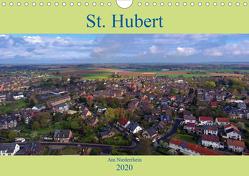 St. Hubert am Niederrhein (Wandkalender 2020 DIN A4 quer) von Hegmanns,  Klaus